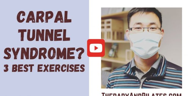 3 BEST EXERCISES To Manage CARPAL TUNNEL SYNDROME