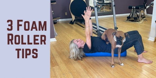 3 Foam Roller Exercises to Release Muscle Knots in the Neck