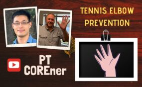 A SIMPLE Self Care Routine To Prevent Tennis Elbow