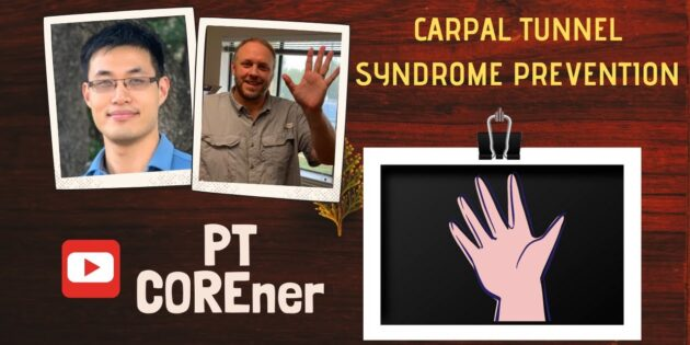 A Simple Self Care Routine To Prevent Carpal Tunnel Syndrome