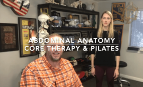 Abdominal Anatomy Lesson The Six Pack Abs are the LEAST important for Back Pain!