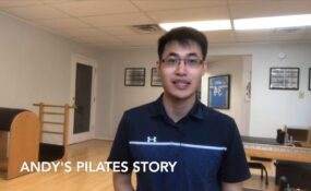 Andy's Pilates Story of Gaining 2 INCHES in HEIGHT in his late 20's