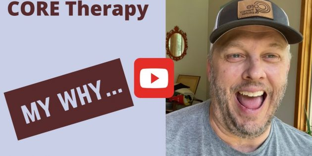 Core Therapy and Pilates Stephen Dunn's Why