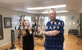 Meet Siri–Our New GYROTONIC(R) Instructor at CORE Therapy & Pilates