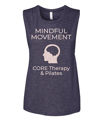 CORE Therapy and Pilates tank