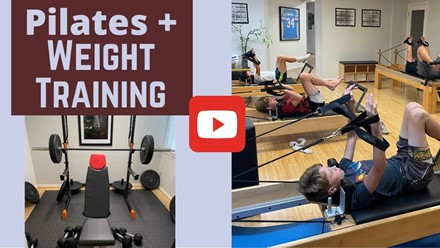 Pilates and Weight Training Class For the Young Athlete at CORE Therapy & Pilates