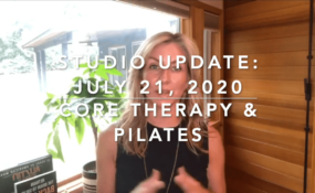 Pilates For Teens Four Week Summer Camp at CORE Therapy and Pilates