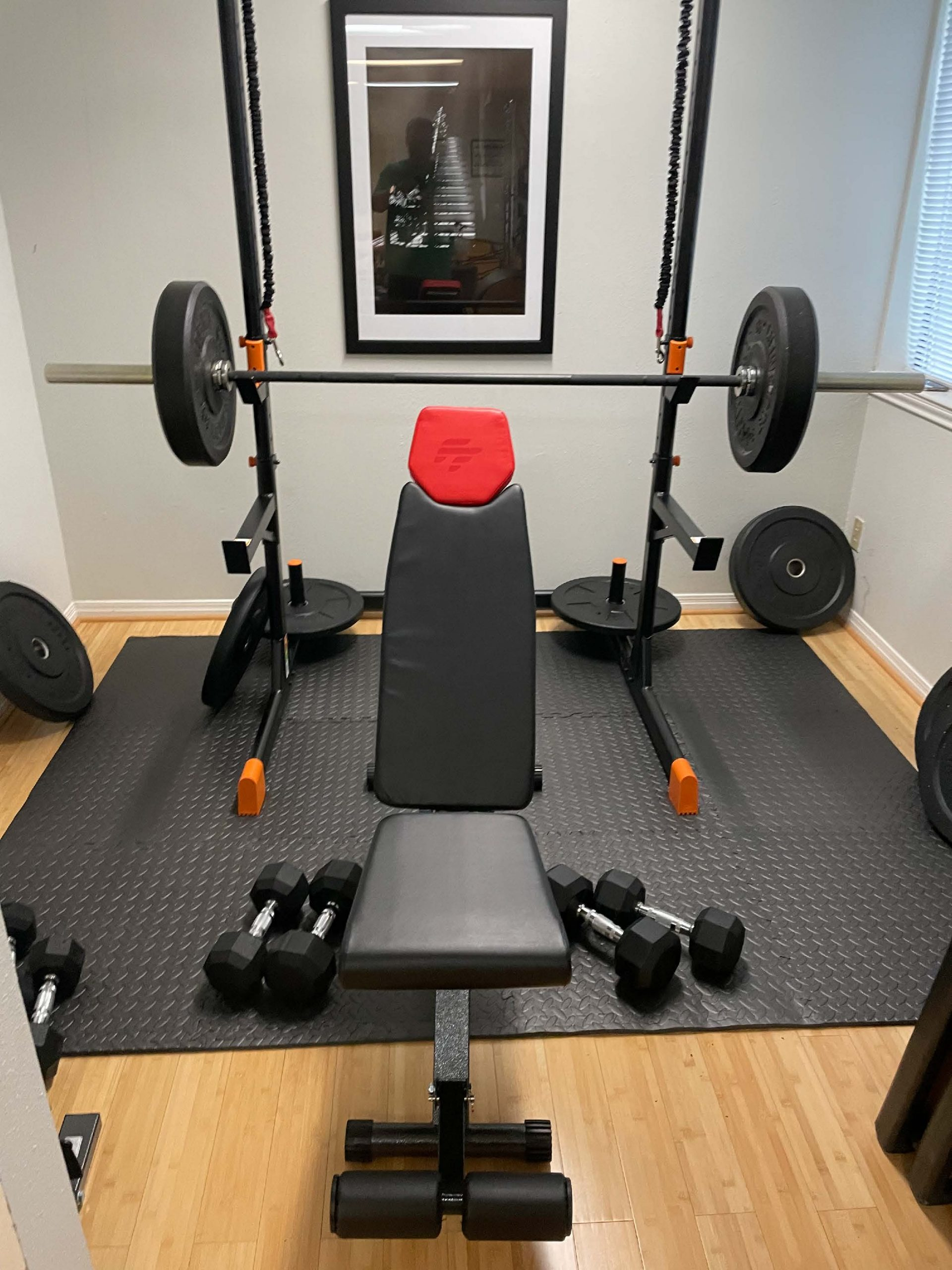 Pilates and weight training combo class at CORE Therapy & Pilates 2