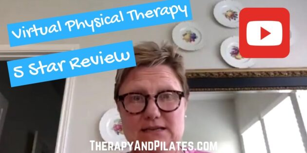 Telehealth Physical Therapy 5 Star Review. Online, Virtual Physical Therapy Visits (BQ)