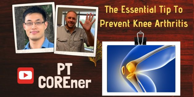 The ESSENTIAL TIP TO Manage KNEE ARTHRITIS