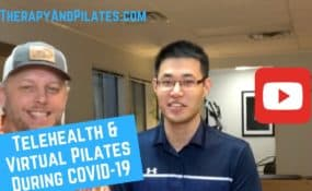 Virtual Studio_ Telehealth Physical Therapy, Virtual Pilates During COVID-19 Pandemic (BQ)